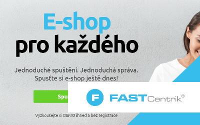 Přidejte si Messenger Chat do vašeho FASTCentrik e-shopu.